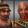 3D Game Characters: Portraits by sanhueza