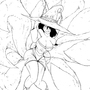 Ahri - Rabadon's Deathcap by harrison2142