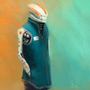 Robot Guy by Surfsideaaron