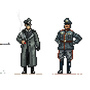 World War II figures by Ultimo-Indie-Games