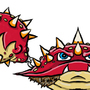 Crab Creature by JoeBrat