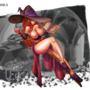 Sorceress from Dragon's Crown by PanRysownik