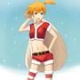 Kasumi Christmas by Pervy-Dan-Hibiki