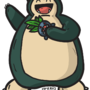 Snorlax by Orzzig