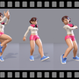 Character Animation: Dancer by sanhueza