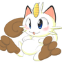 Meowth by Ein457