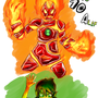Ben10 Flame On by Alef321