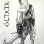 Altaïr the Eagle of Masyaf by FudgeMellow