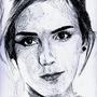 EmmaWatson_portrait by Sulup