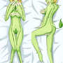 Cactus Girl Daki by Pervy-Dan-Hibiki