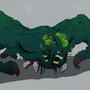 Three Headed Beast by KeltsGrizz