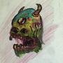 Horrendous Monster by hreyas