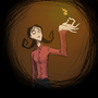 Don't starve - Willow by Daker777NG