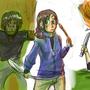 Hunger sketch by Alef321