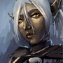 Drow by Cenaf