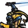 Ninja-Dude by EastWestMan