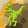 dinossaur by davidwizard