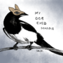 My Doe Eyed Magpie 2 by bkesch
