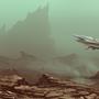 Landing by azelinus