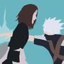 Kakashi Kills Rin by AllanOrange