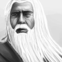Gandalf Realism Piece by TheLoyalMeat