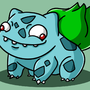 Derpemon - Bulbasaur by EmuToons