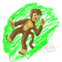 macaco by davidwizard
