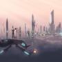 Skyward: Atmos at Dawn