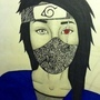 Kakashi the Kunoichi by legendofslotha