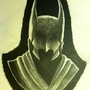 Batman's Cowl by legendofslotha