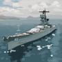 Battleship Study by matinat0r