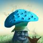 Infected mushroom by psychoreaper86