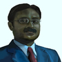 my first digital portrait by hreyas