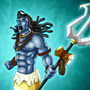 Saturday art #8 - Shiva by Oye-LKY
