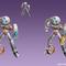 Droids - 2d Game Art