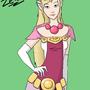 Zelda by FallenMorning