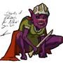 Goblin for a friend by ZleapingBear