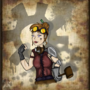 Steam Punk Girl by LithiumLover194