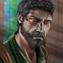 Joel from The Last of Us by Adovion