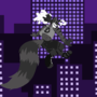 City jump thing whatever~ by Caevari