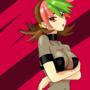 Hinoki Sai from Betterman by AtticusRyoku