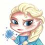 Chibi Elsa by bkesch