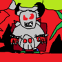 undead demon by doombox12