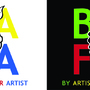Logo Desing for BAFA by 07raffaello