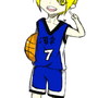 oh look it's Kise by polarbearbutt
