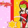 Wonder momo by gatekid3