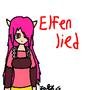 Lucy/Nyuu Elfen Lied by the1upmushroomman13