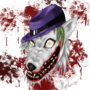 Joker Wolf by LithiumLover194