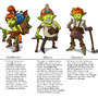 Goblins 1 by Hyptosis