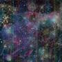 Space Art Collage by zeffyBL